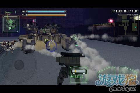 体验超炫超酷的机甲大战:毁灭枪手 评测1