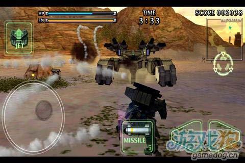体验超炫超酷的机甲大战:毁灭枪手 评测5