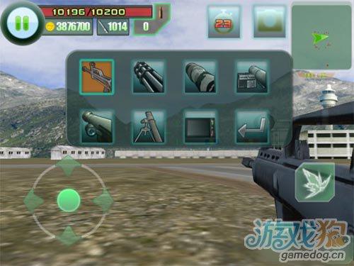 安卓平台射击游戏 最后的防线 新版来袭非你莫属6