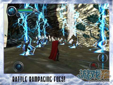 动作大作:雷神阿斯加德之子 体验不同的雷神托尔2