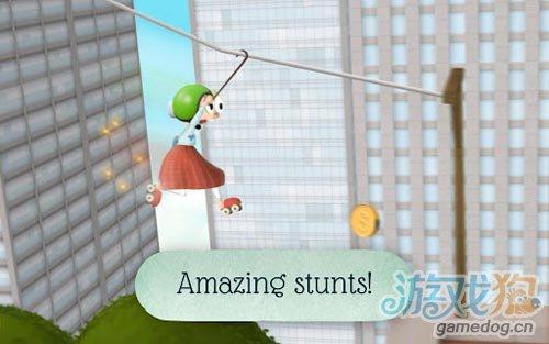 动作游戏:史密斯奶奶 拼老命只为苹果3