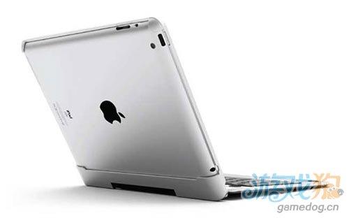 CruxSKUNK推出的键盘套件 让iPad变成笔记本2