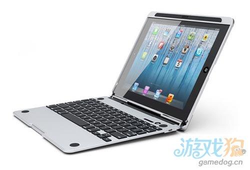 CruxSKUNK推出的键盘套件 让iPad变成笔记本1