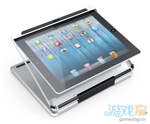 CruxSKUNK推出的键盘套件 让iPad变成笔记本3