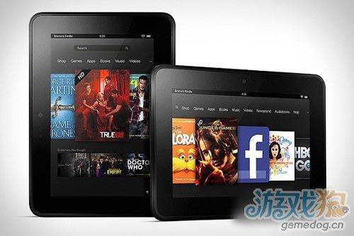 亚马逊平板不影响iPad销量反助苹果抑制对手1