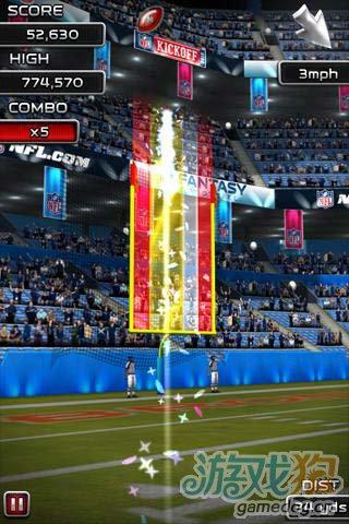 热血澎湃体育游戏:手指橄榄球2013 取得最终胜利2