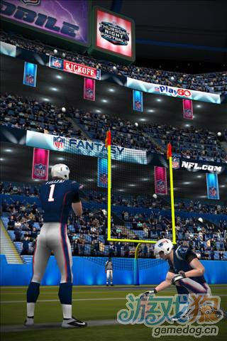 热血澎湃体育游戏:手指橄榄球2013 取得最终胜利5