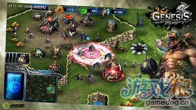 经典策略游戏:创世纪 多种族之间热血激烈的交锋1