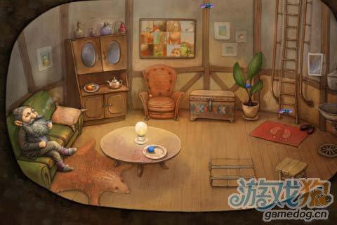 童话风冒险解谜游戏:小小星球大碰撞1