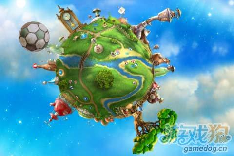 童话风冒险解谜游戏:小小星球大碰撞5