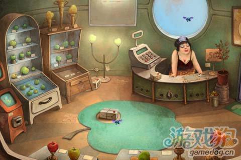 童话风冒险解谜游戏:小小星球大碰撞4