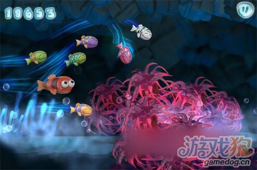 海底背景的游戏 Fin Friends将有望九月上架2