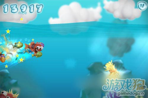 海底背景的游戏 Fin Friends将有望九月上架4