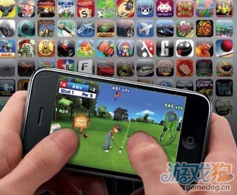 著名权威分析公司NPD:手机游戏玩家数超核心玩家1