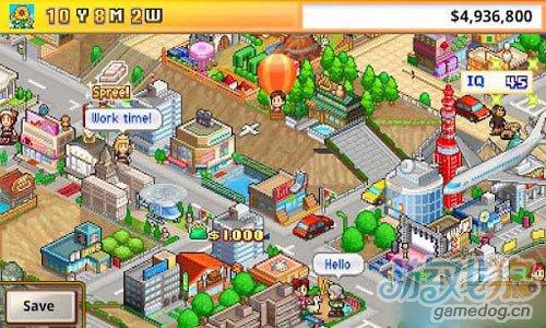 开罗游戏又发布一最新力作模拟类游戏:冒险小镇3