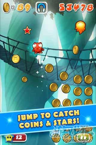 休闲游戏:非常跳跃 简单刺激的挑战感2