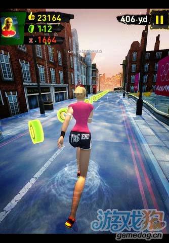 动作游戏:末日狂奔 紧张刺激的跑酷逃离危险地带3