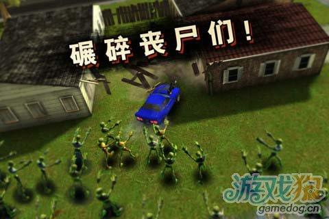 从丧尸群围攻中杀出一条血路:虎胆烈车3