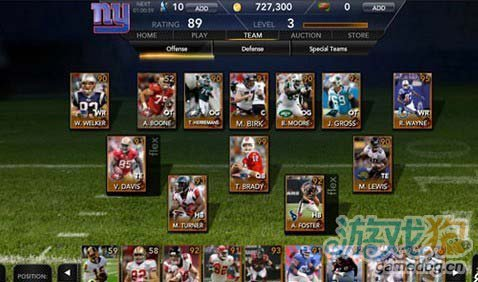 EA宣布推出劲爆美式足球社交版Madden NFL Social图3