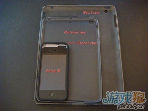 iPhone 5/iPad mini保护套再曝光