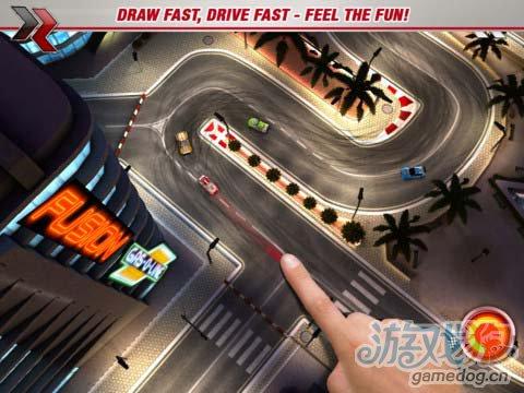 赛车游戏:指间赛车2 创意与激情相融合的指尖竞速1