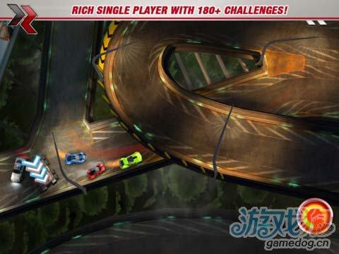 赛车游戏:指间赛车2 创意与激情相融合的指尖竞速4