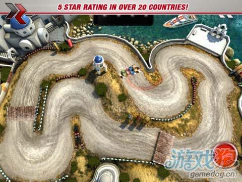 赛车游戏:指间赛车2 创意与激情相融合的指尖竞速3