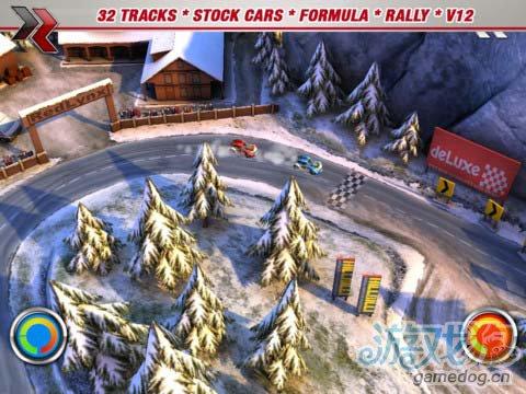 赛车游戏:指间赛车2 创意与激情相融合的指尖竞速5