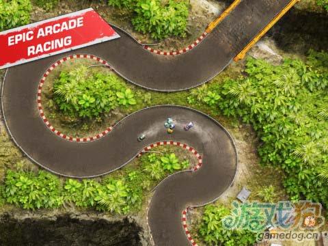 迷你精致的赛车小游戏:赛车对决2 评测1