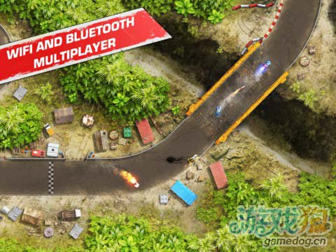 迷你精致的赛车小游戏:赛车对决2 评测2