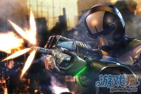 动作游戏:原型 感受刺激的超人气枪战1