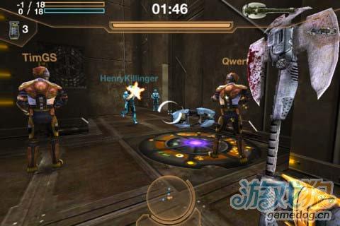 动作游戏:原型 感受刺激的超人气枪战3