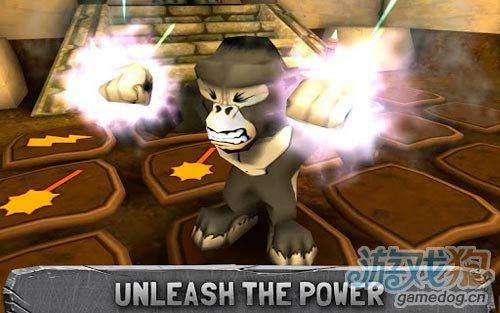安卓策略游戏:猴子大战 获得最后的胜利2