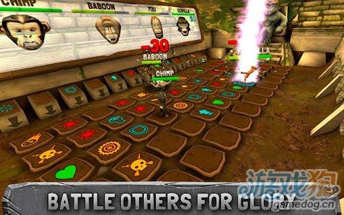 安卓策略游戏:猴子大战 获得最后的胜利3