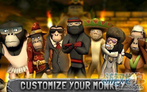 安卓策略游戏:猴子大战 获得最后的胜利1