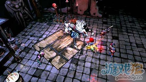 动作RPG游戏茜色猎魔姬进入测试阶段游戏发布在即3
