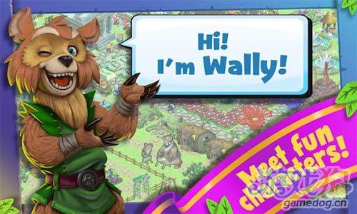 模拟经营游戏:丛林大冒险 经营属于你的动物王国2