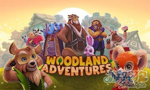 模拟经营游戏:丛林大冒险 经营属于你的动物王国1