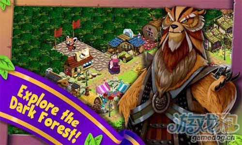 模拟经营游戏:丛林大冒险 经营属于你的动物王国4