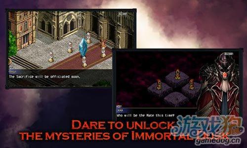 唯美华丽的动作RPG游戏:不朽的黄昏 等待你的到来5