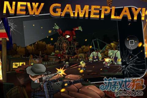 动作游戏:迷你英雄背水一战 守卫家园1