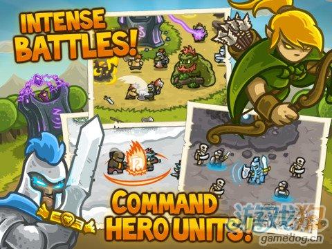 塔防游戏:王国守卫战 塔防控们的福利3