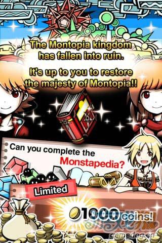 人气社交游戏 Montopia 已登陆全球苹果商店3