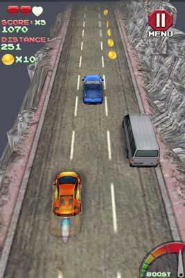 超爽炫酷的竞速游戏:极速赛车 挑战自我看谁更快2