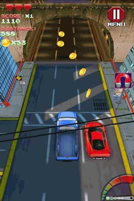 超爽炫酷的竞速游戏:极速赛车 挑战自我看谁更快1