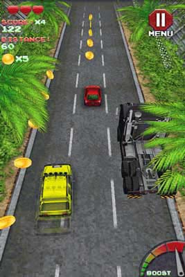 超爽炫酷的竞速游戏:极速赛车 挑战自我看谁更快3