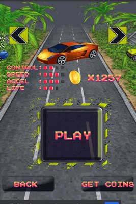 超爽炫酷的竞速游戏:极速赛车 挑战自我看谁更快4