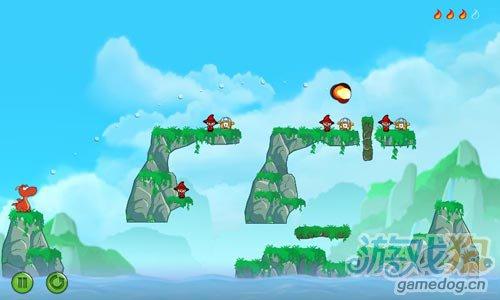 休闲游戏:火龙之怒 帮龙找回他们的孩子1
