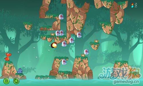 休闲游戏:火龙之怒 帮龙找回他们的孩子4
