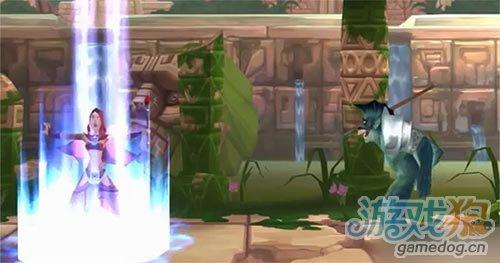Delusion Studios 将发布3D社交RPG游戏 守护英雄1